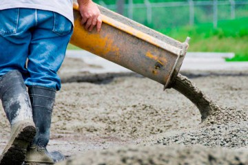 Concrete Contractor & Concrete Services